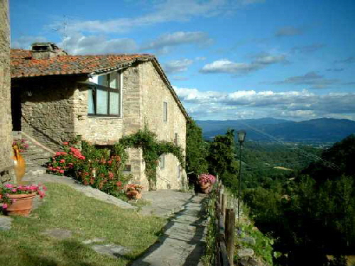 Janilee 39 s tuscan villa north of florence italy for Rent a house in tuscany